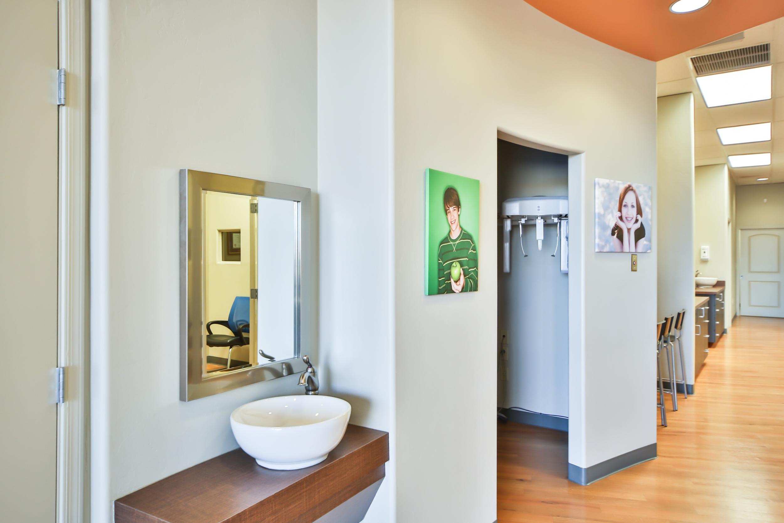 Hallway Just Smile Orthodontics
