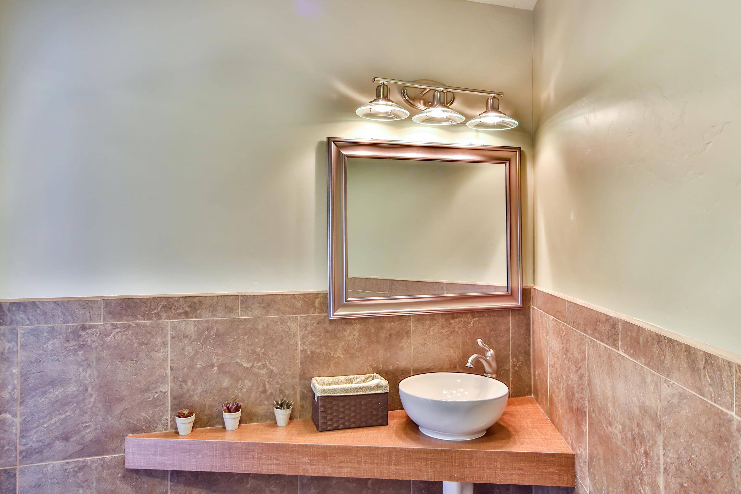 Bathroom Just Smile Orthodontics
