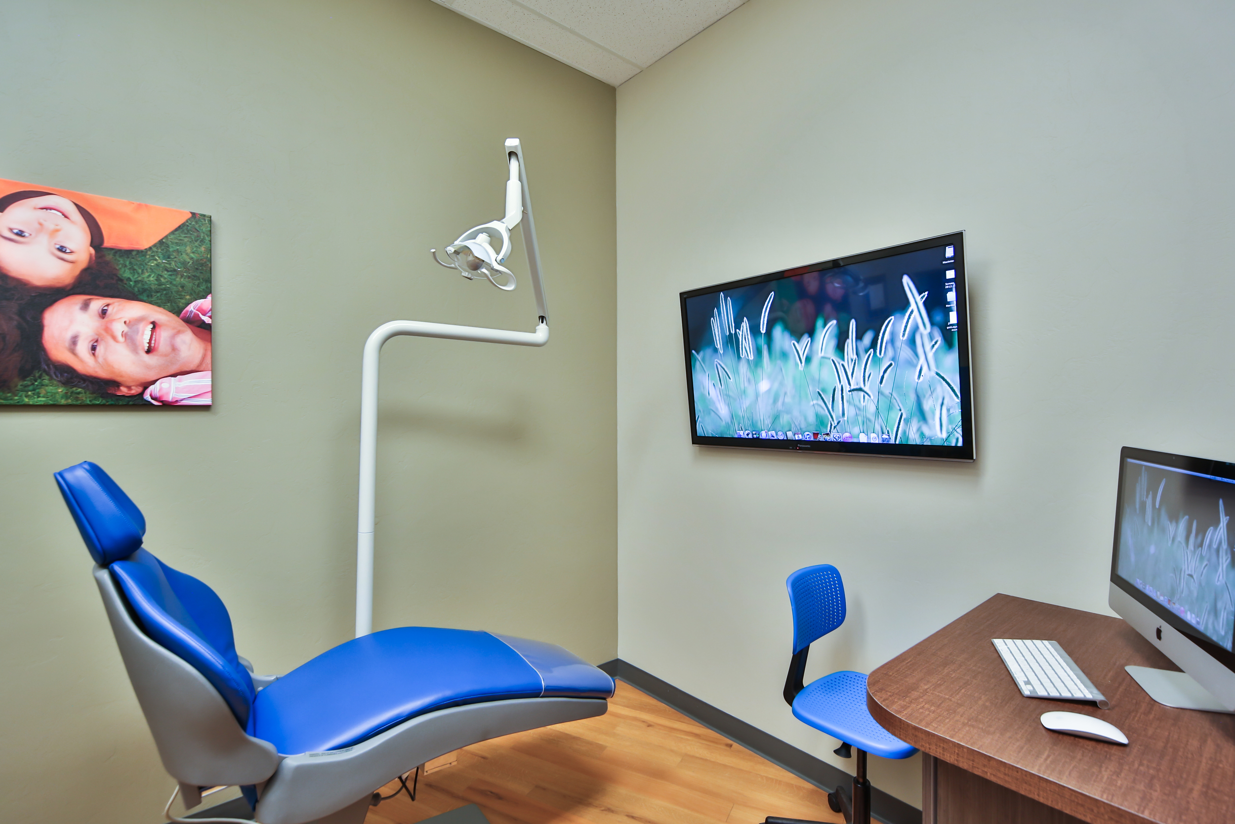 Consult room Just Smile Orthodontics