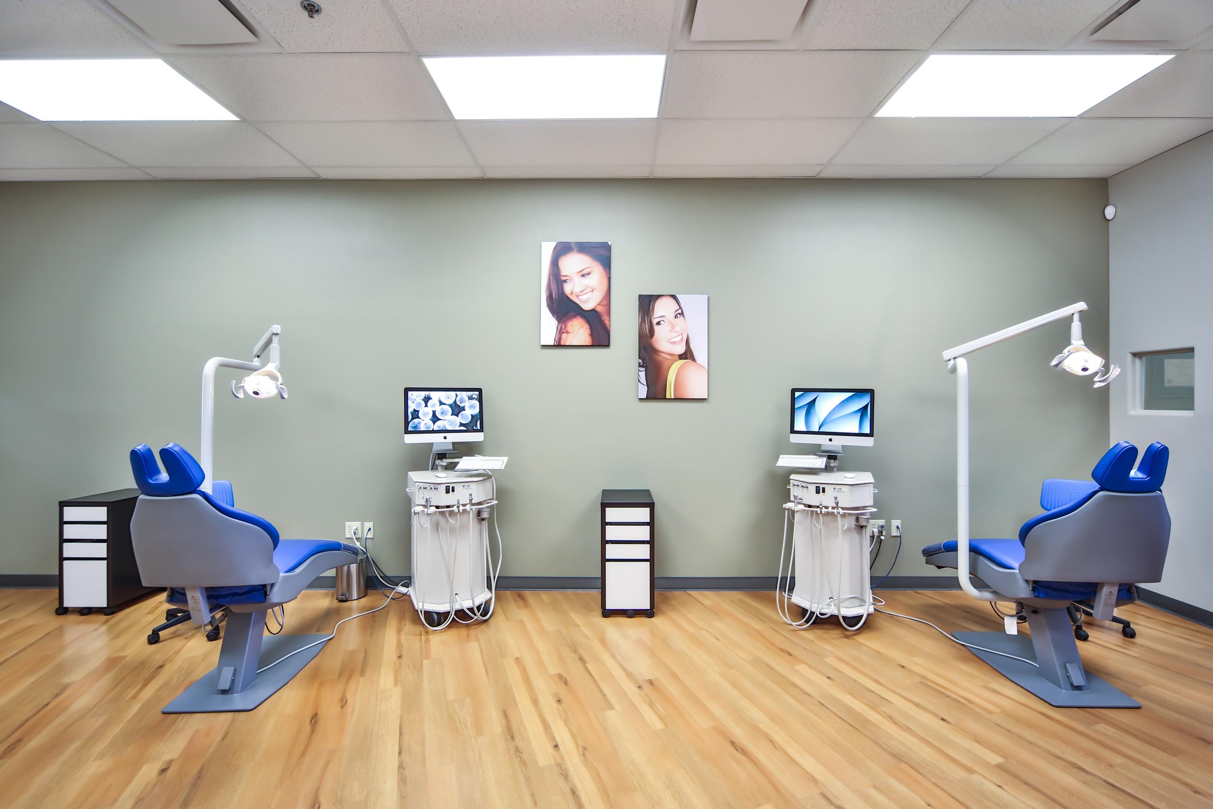 Operatories Just Smile Orthodontics