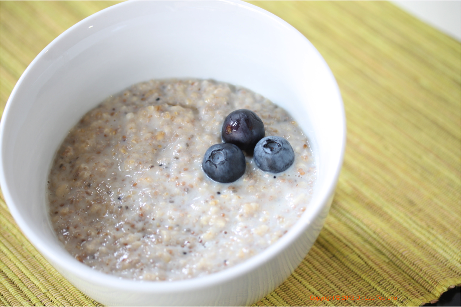 Try this Extra Soft Power Chia Oatmeal