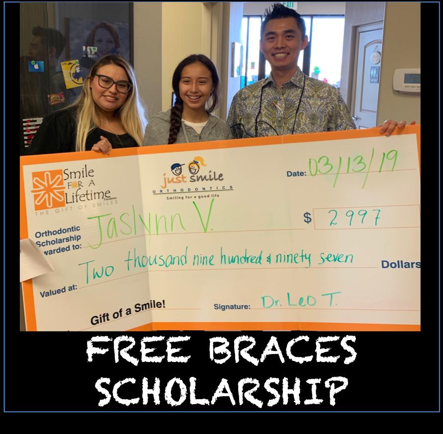 FREE Braces Scholarship