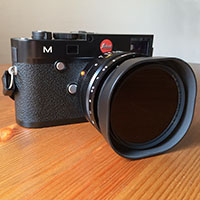 Leica M and Noctilux