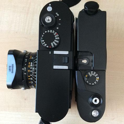 Leica M (240) vs Leica M6