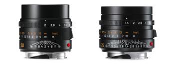 Leica 35mm vs 50mm