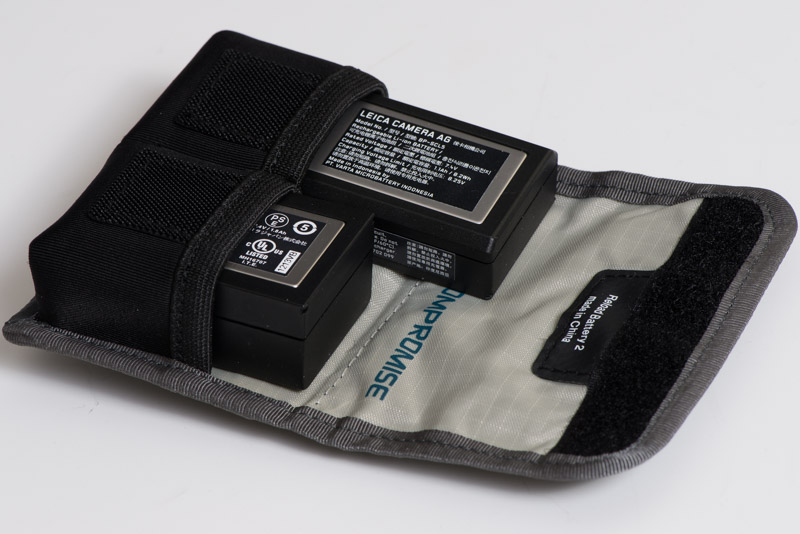Tenba Reload Battery 2 Pouch