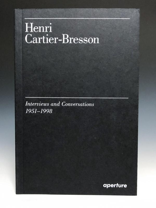 Henri Cartier-Bresson Interviews