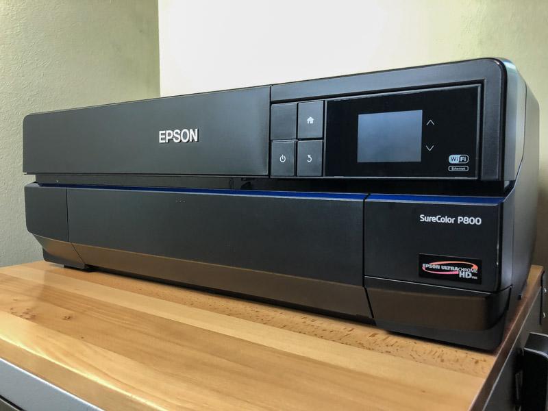 Epson P800