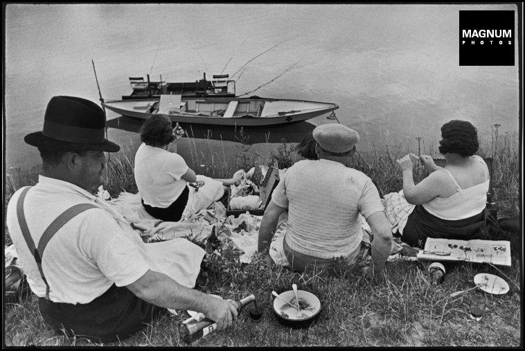 Henri Cartier-Bresson, Magnum Photos