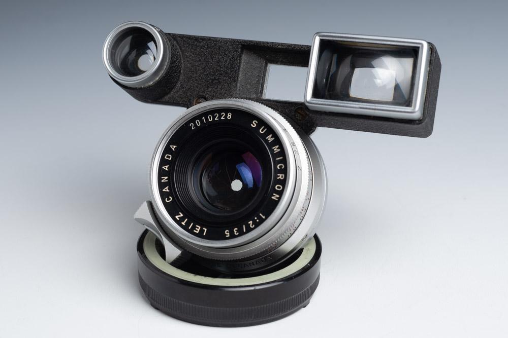 Leica 35mm Summicron Version 1