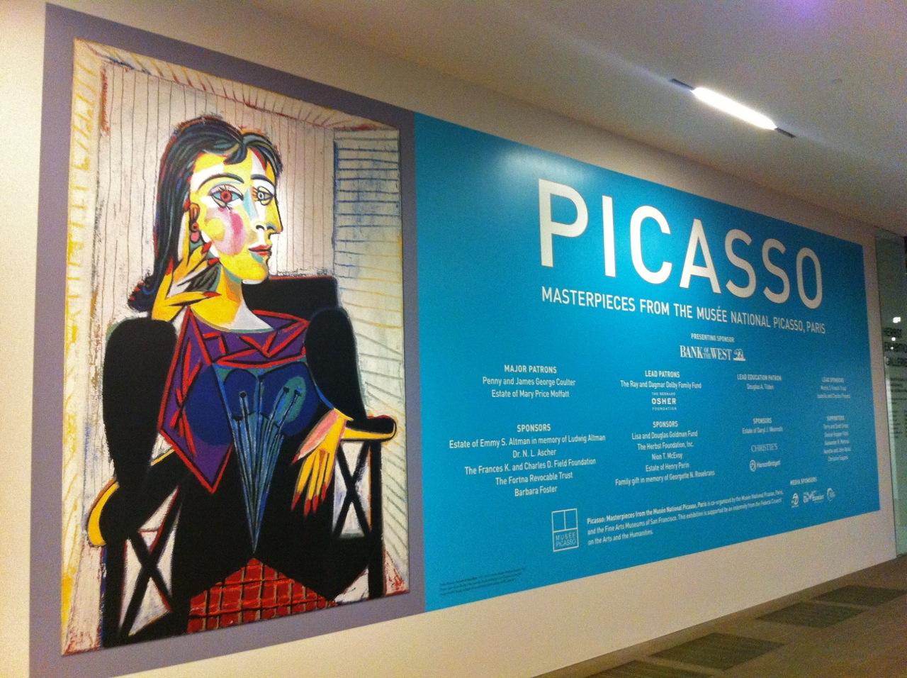 de Young Museum | Picasso