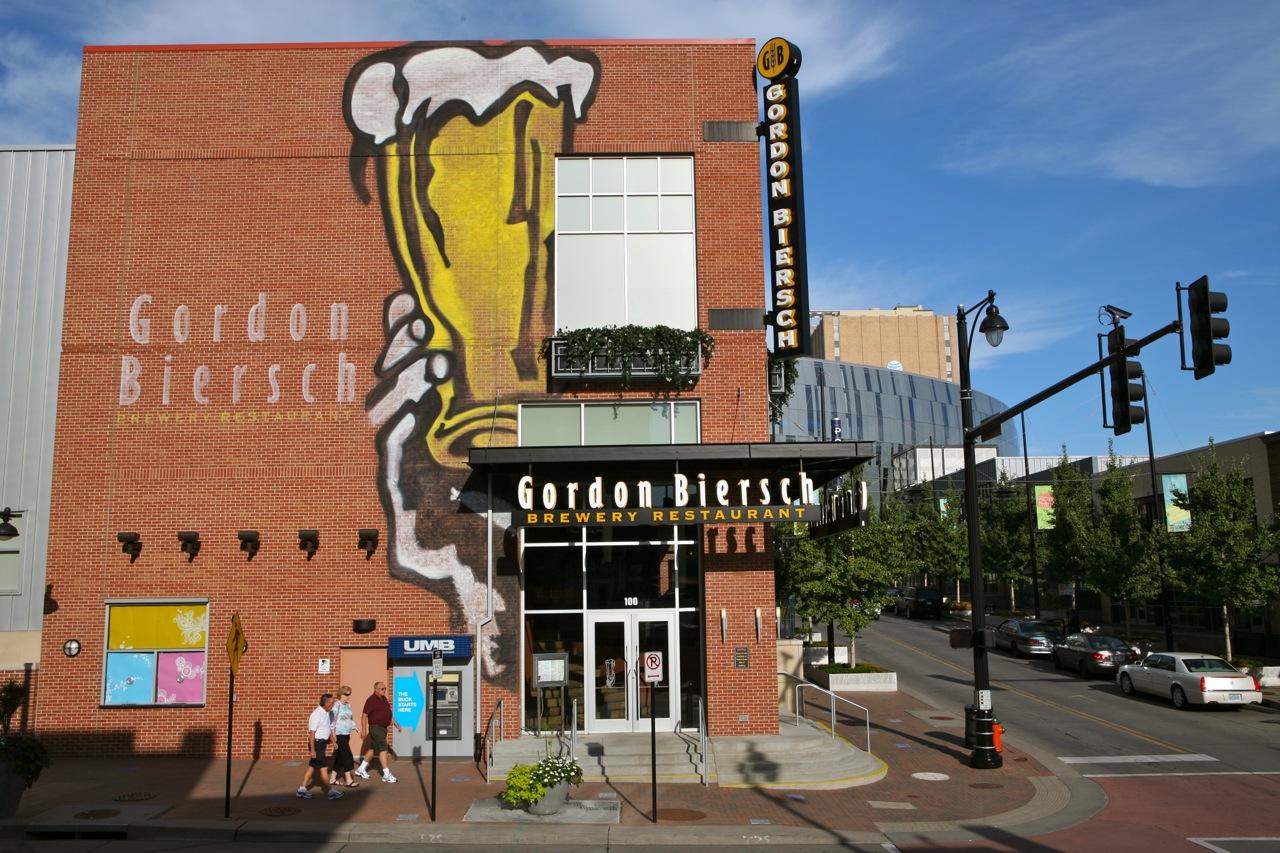 Gordon Biersch Restaurant and Brewery