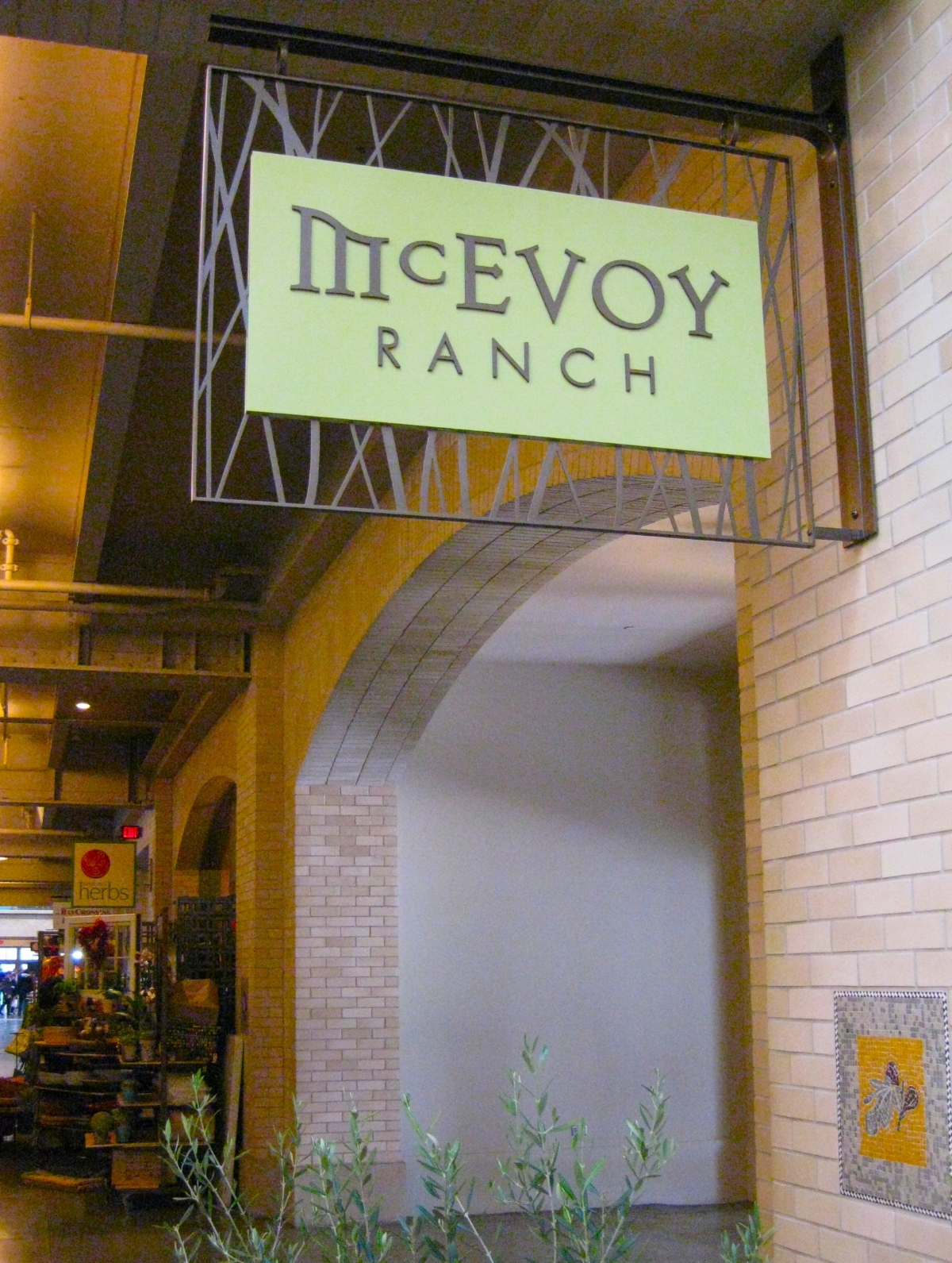 McEvoy Ranch SF Ferry Building