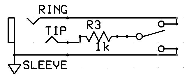 """Photo 7  - Latching """"expression"""" circuit"""