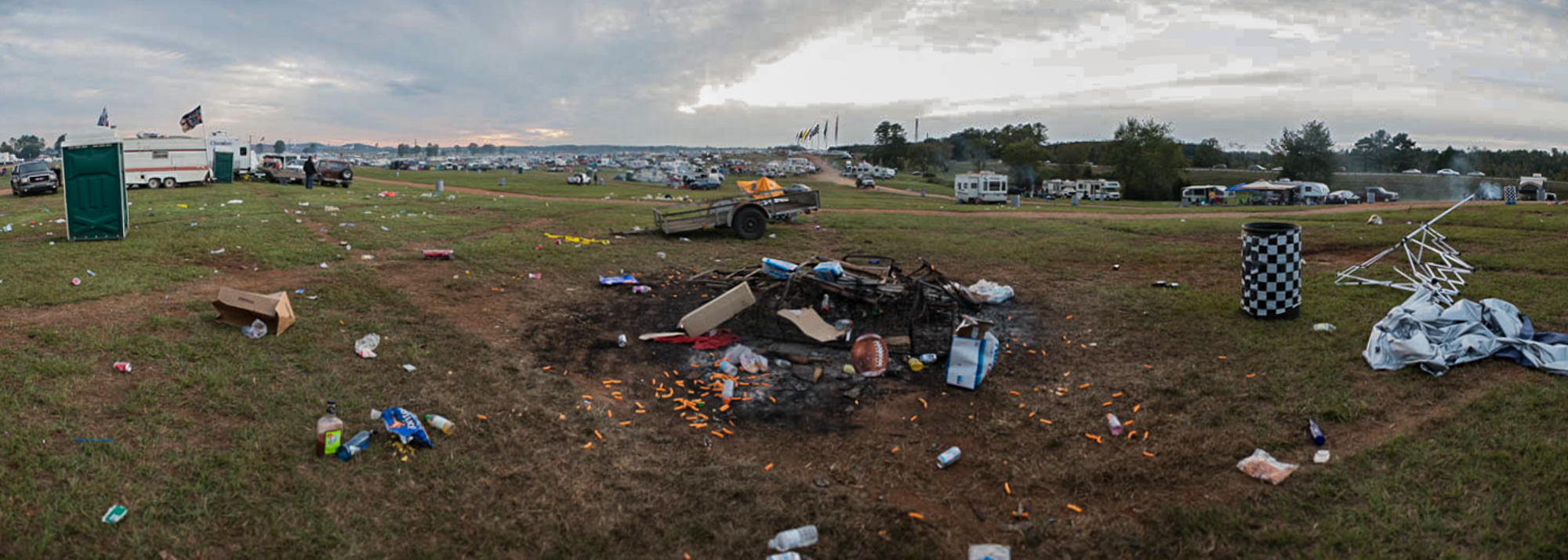 Aftermath, Talladega, AL