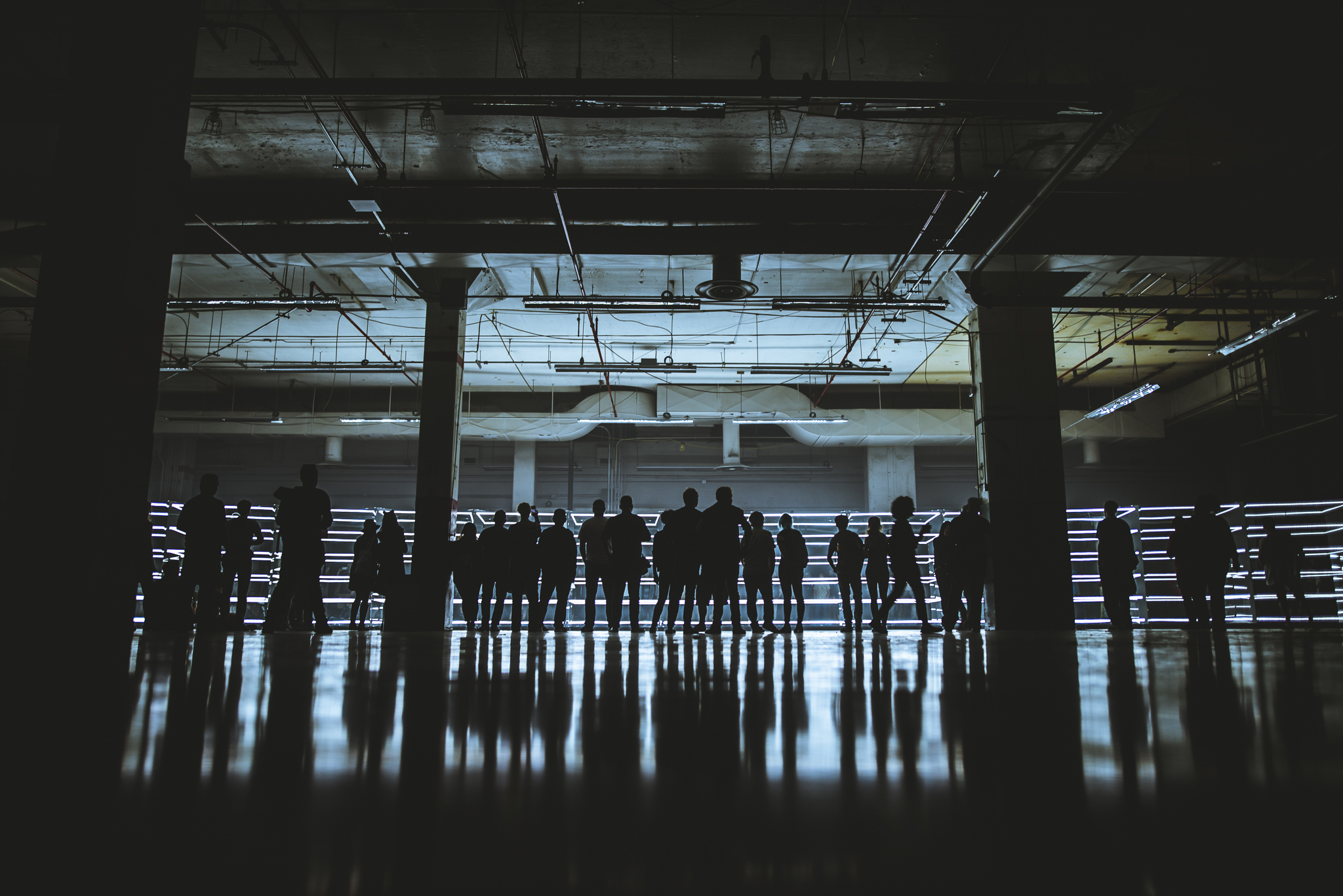 "Nonotak's ""Highline"" - Photo by Julian Basjel"