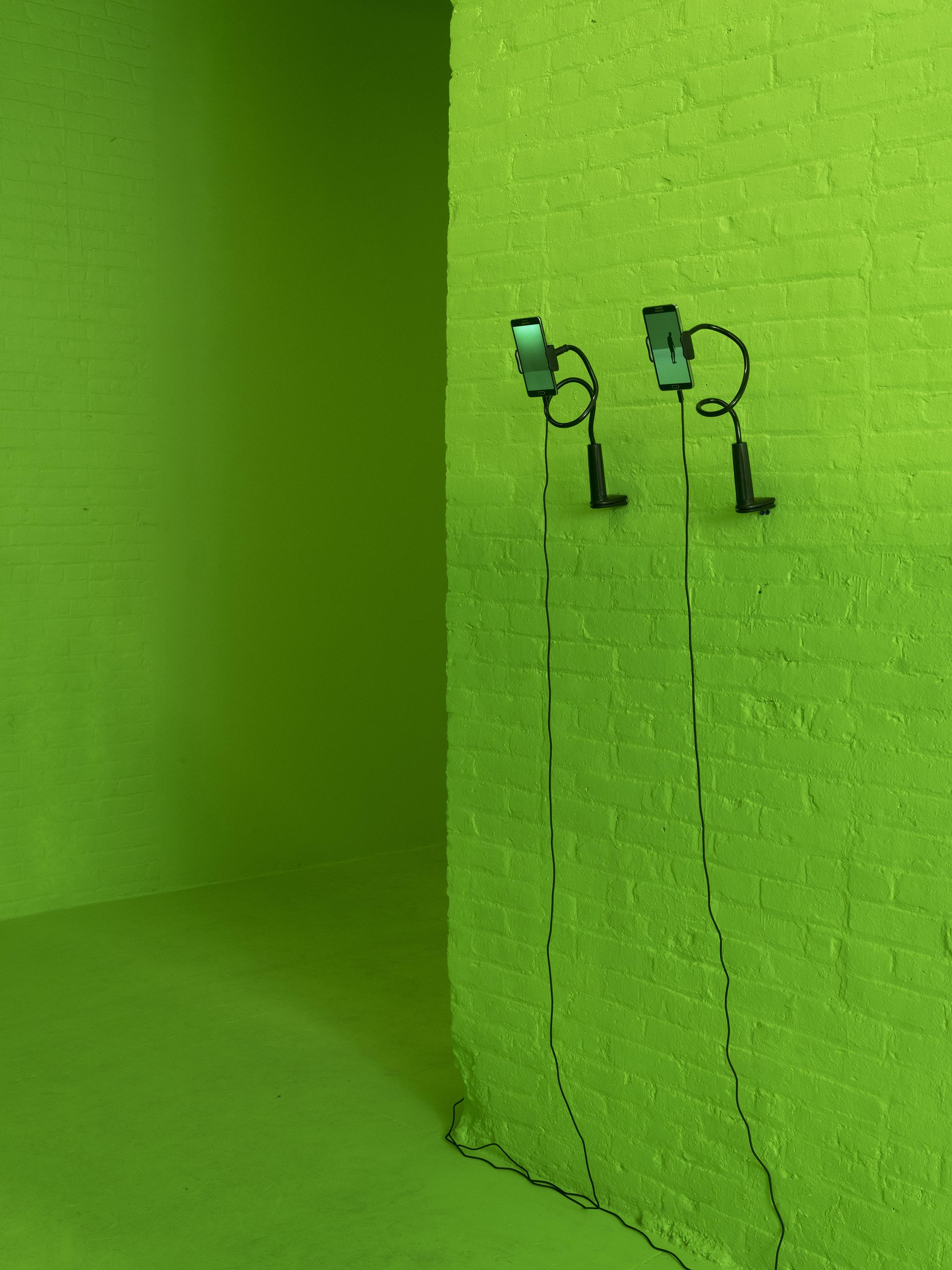 "Harald Haraldsson ""Facility of Descent"" - Photo : John Behrens"