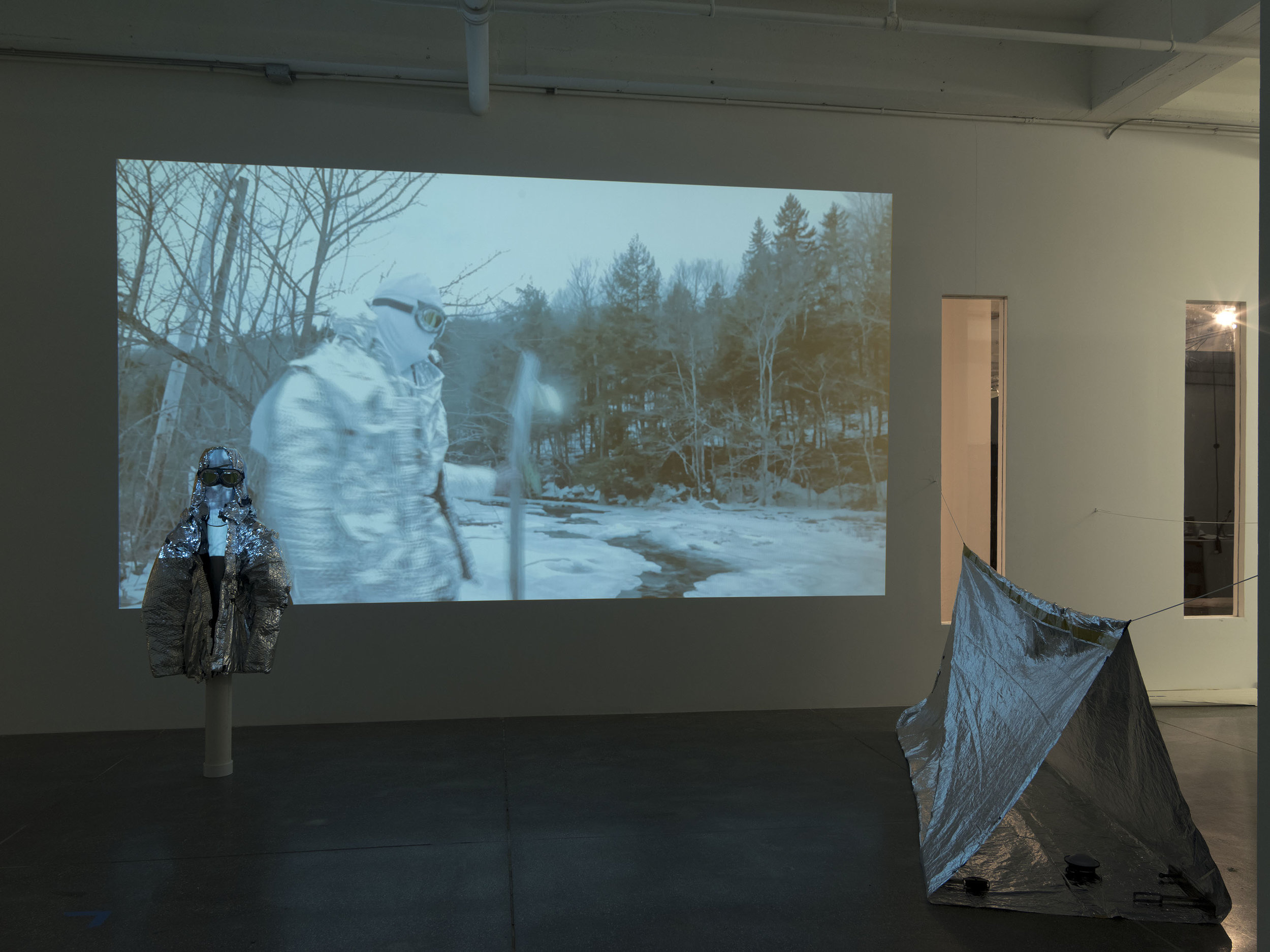 "Jakob Steensen ""Terratic Animism""- Photo : John Behrens"