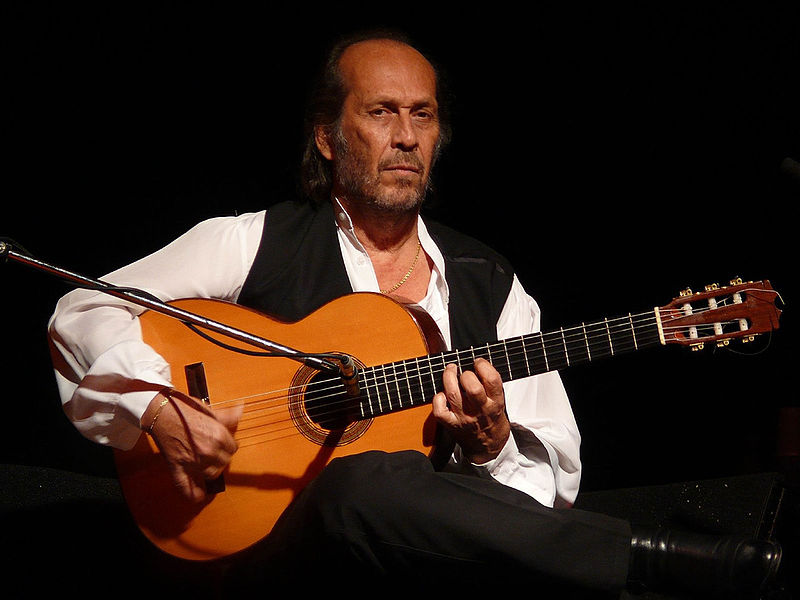 Paco de Lucía (Wikimedia)