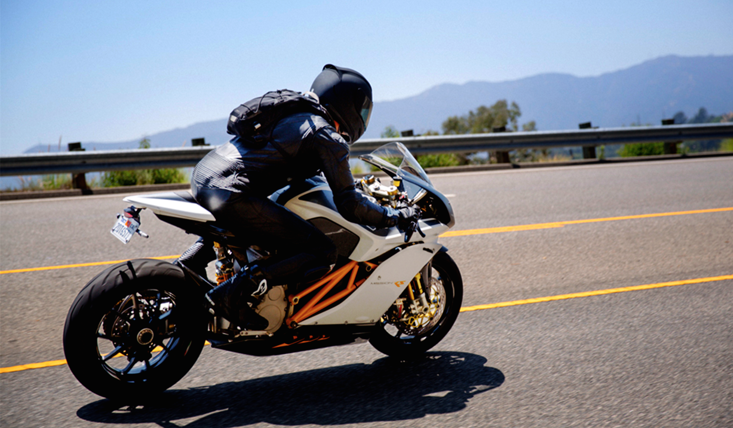 Mission Motorcycles - High-performance electric motorcycles.
