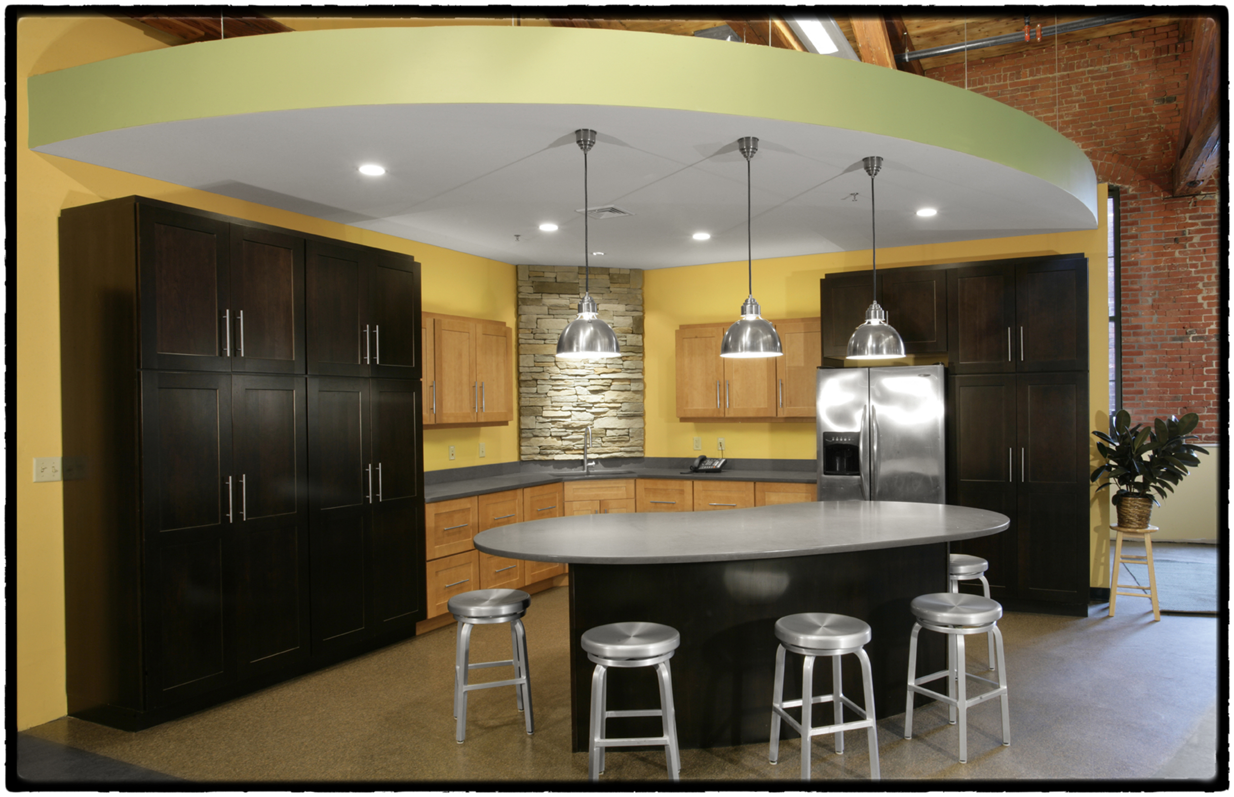 The Client Kitchen