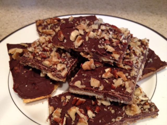 toffee cookies plated.jpg