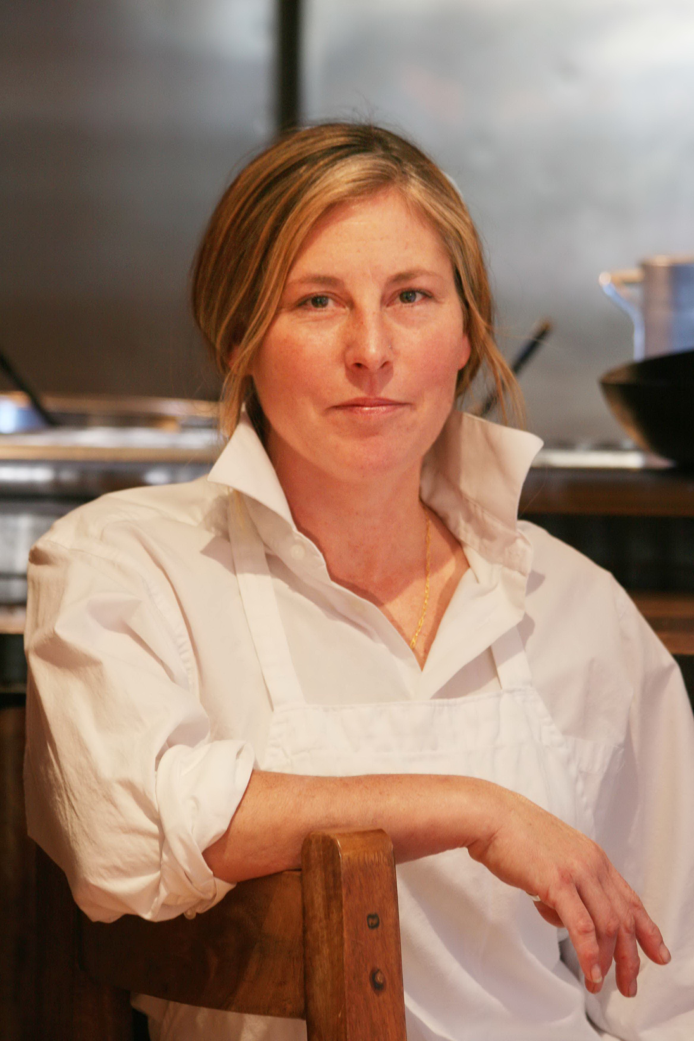 Chef Marilyn Schlossbach