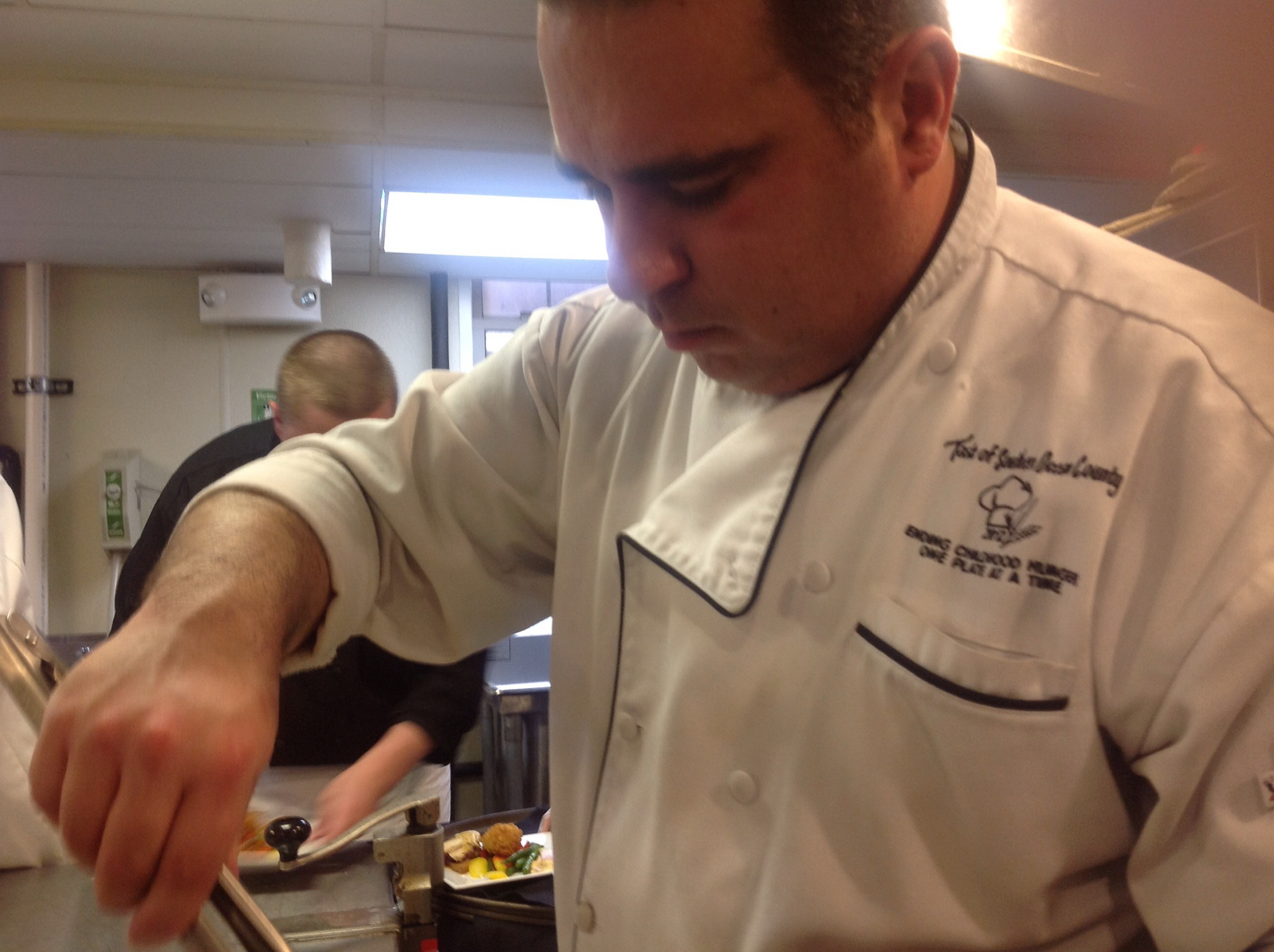 Chef Jason Crispin