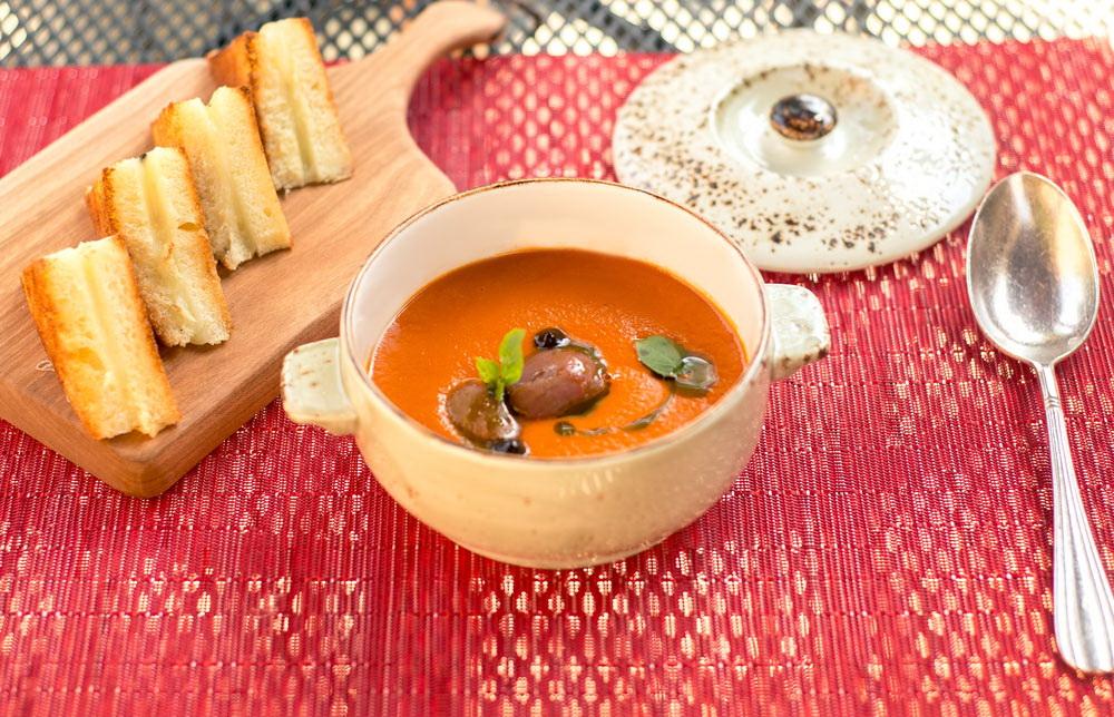 Ryland Inn Tomato Soup