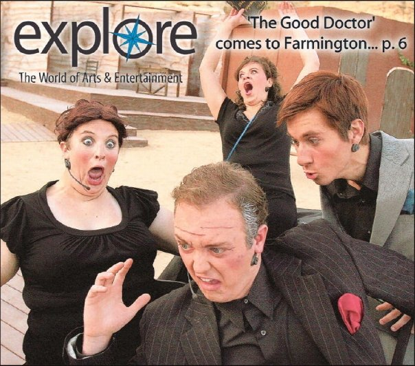 The Good Doctor , Sandstone Productions