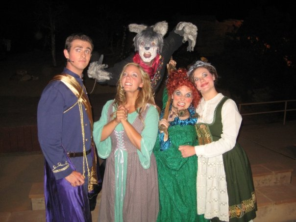 Into the Woods , Sandstone Productions