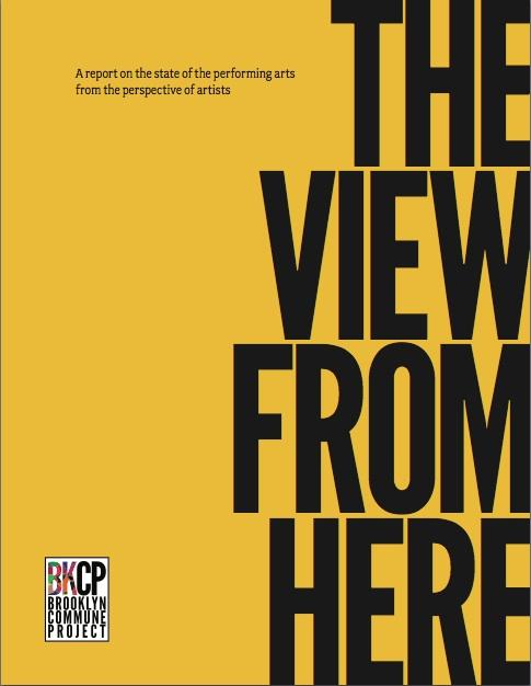 Brooklyn Commune Report cover