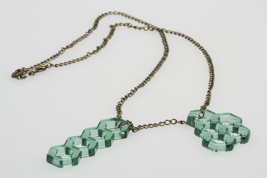 Forrest Benzine Necklace