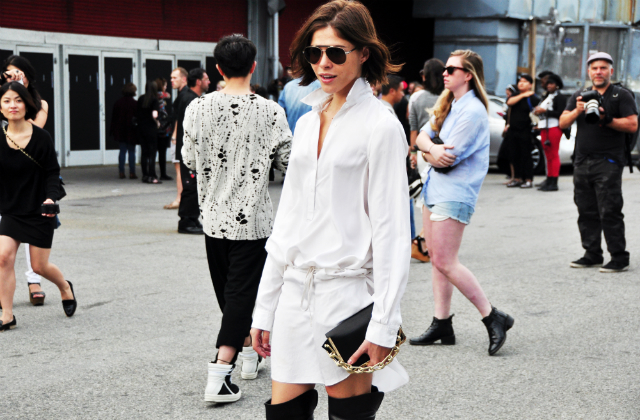 street style accessories from New York Fashion Week Spring Summer 2014 EMILY WEISS.jpg