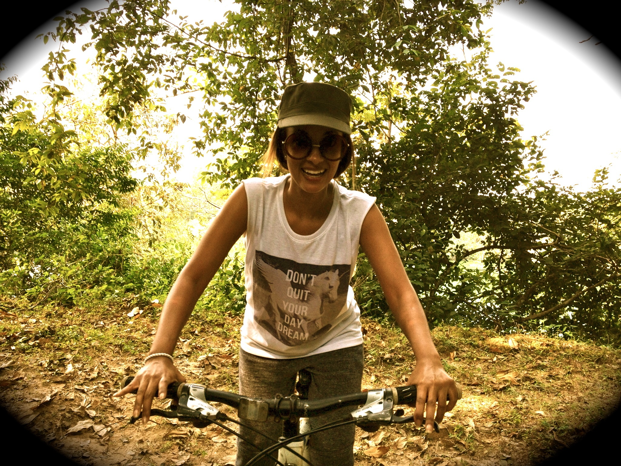 Bike trail - Angkor