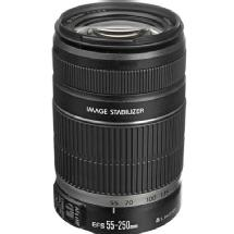 ef-s 55-250mm f/4-5.6 IS II lens