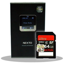 nexto DI - next generation storage with digital interface