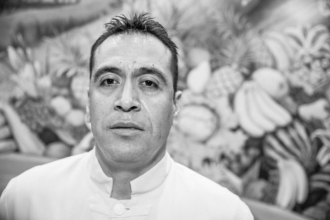 Juan Miguel Angel - Waiter - Jalisco, Mexico.