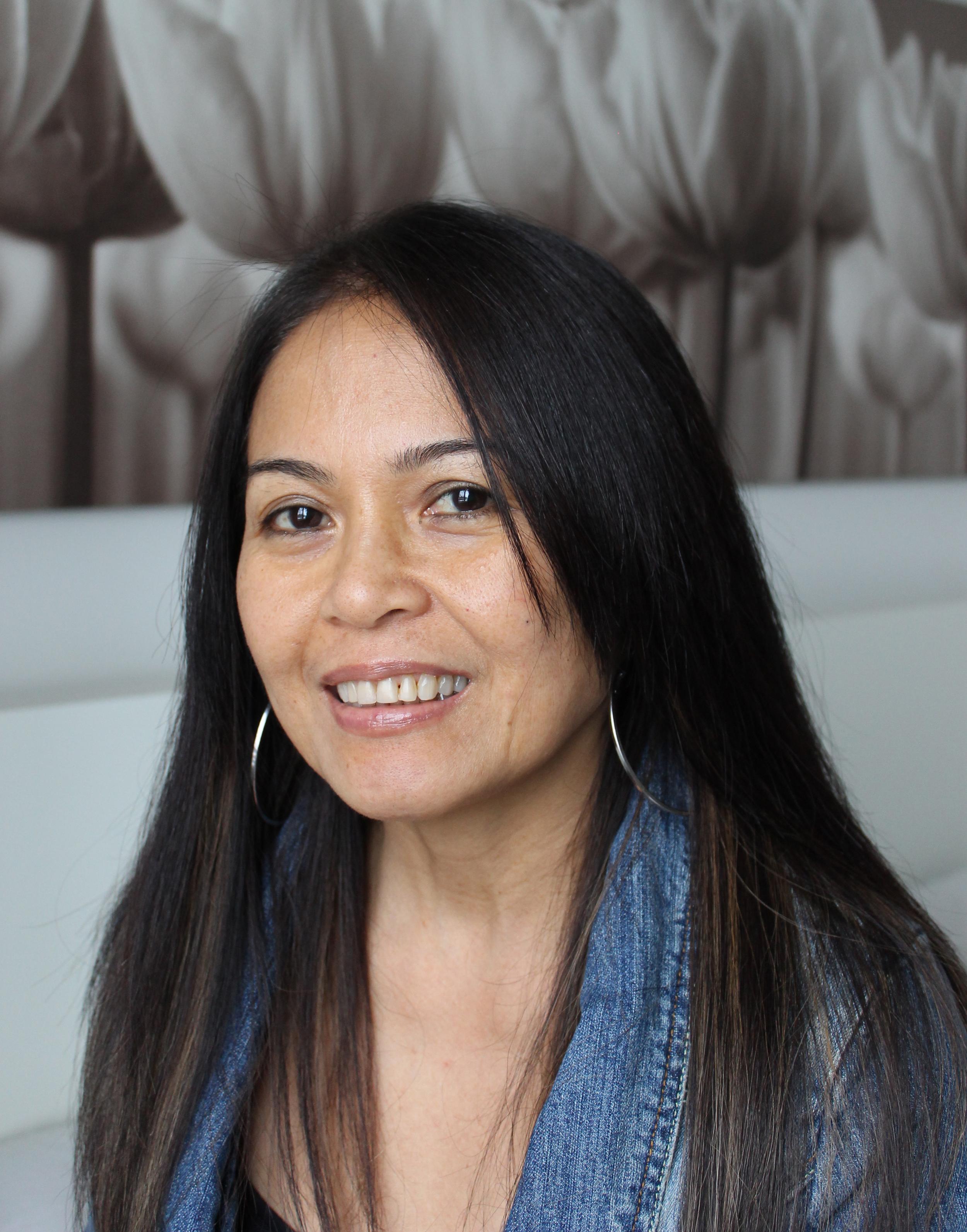 Lina Liwag - Author/Blogger