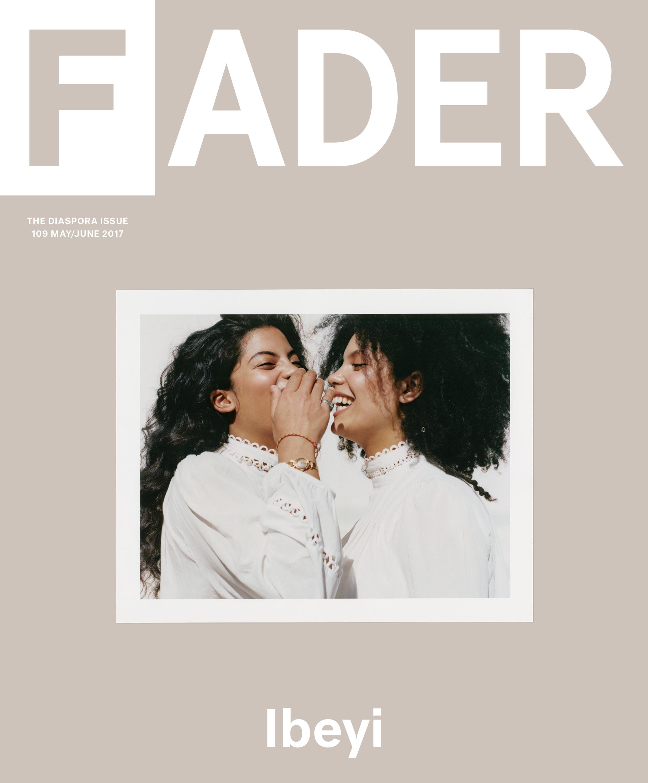Ibeyi_FADER COVER