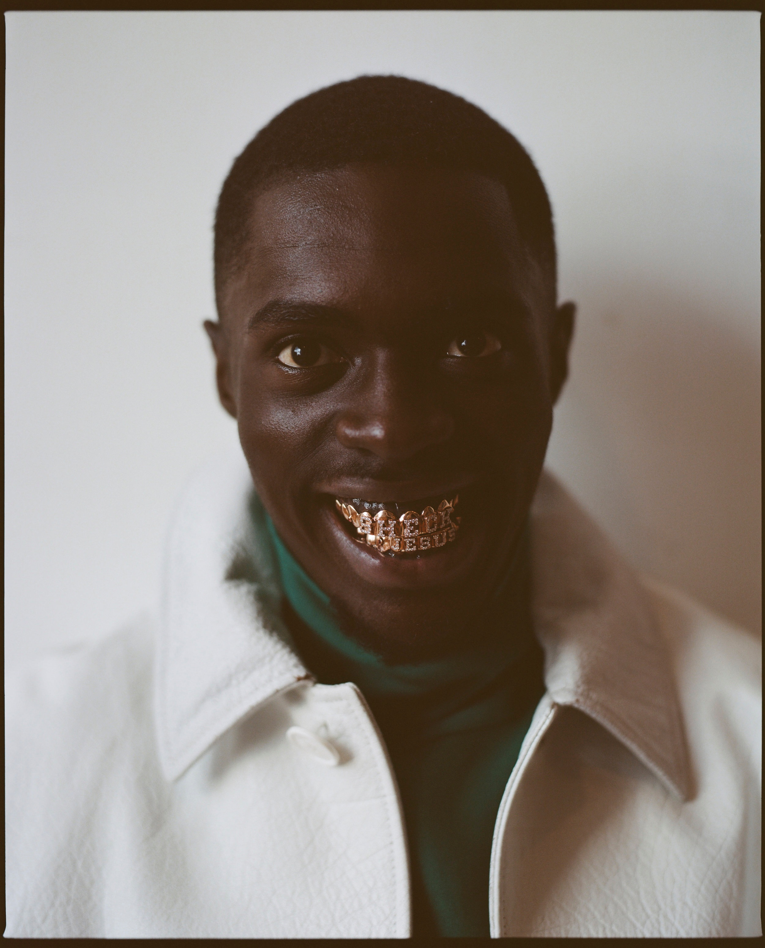 SHECK WES - INTERVIEW
