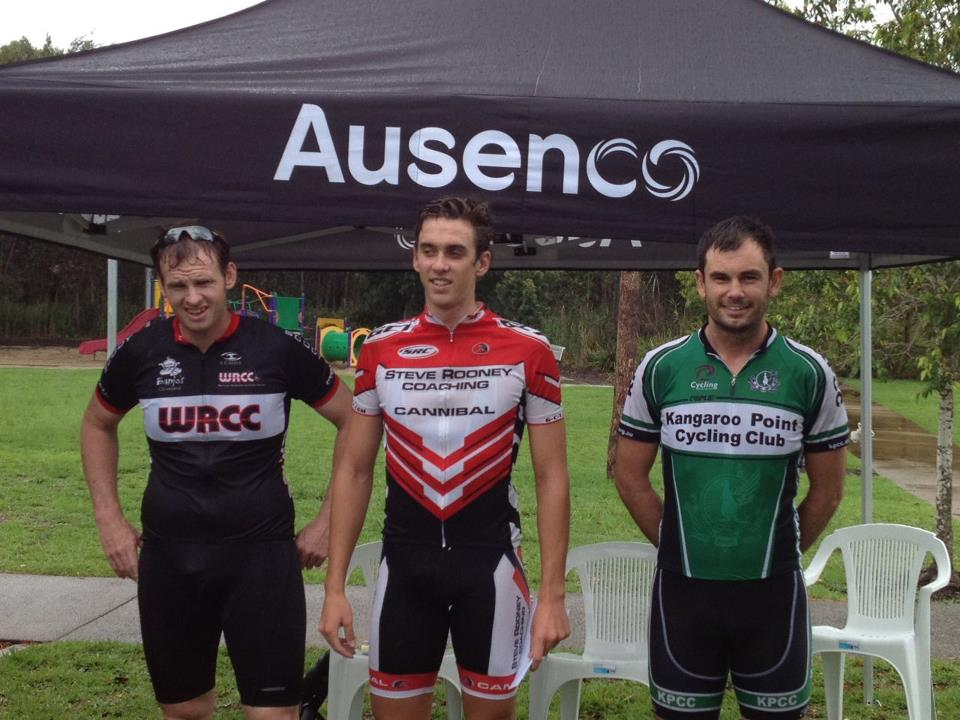 Well done Captain Cam for 3rd place (EliteC) at the Ausenco Sizzling Summer Series today! #greenwhiteblack