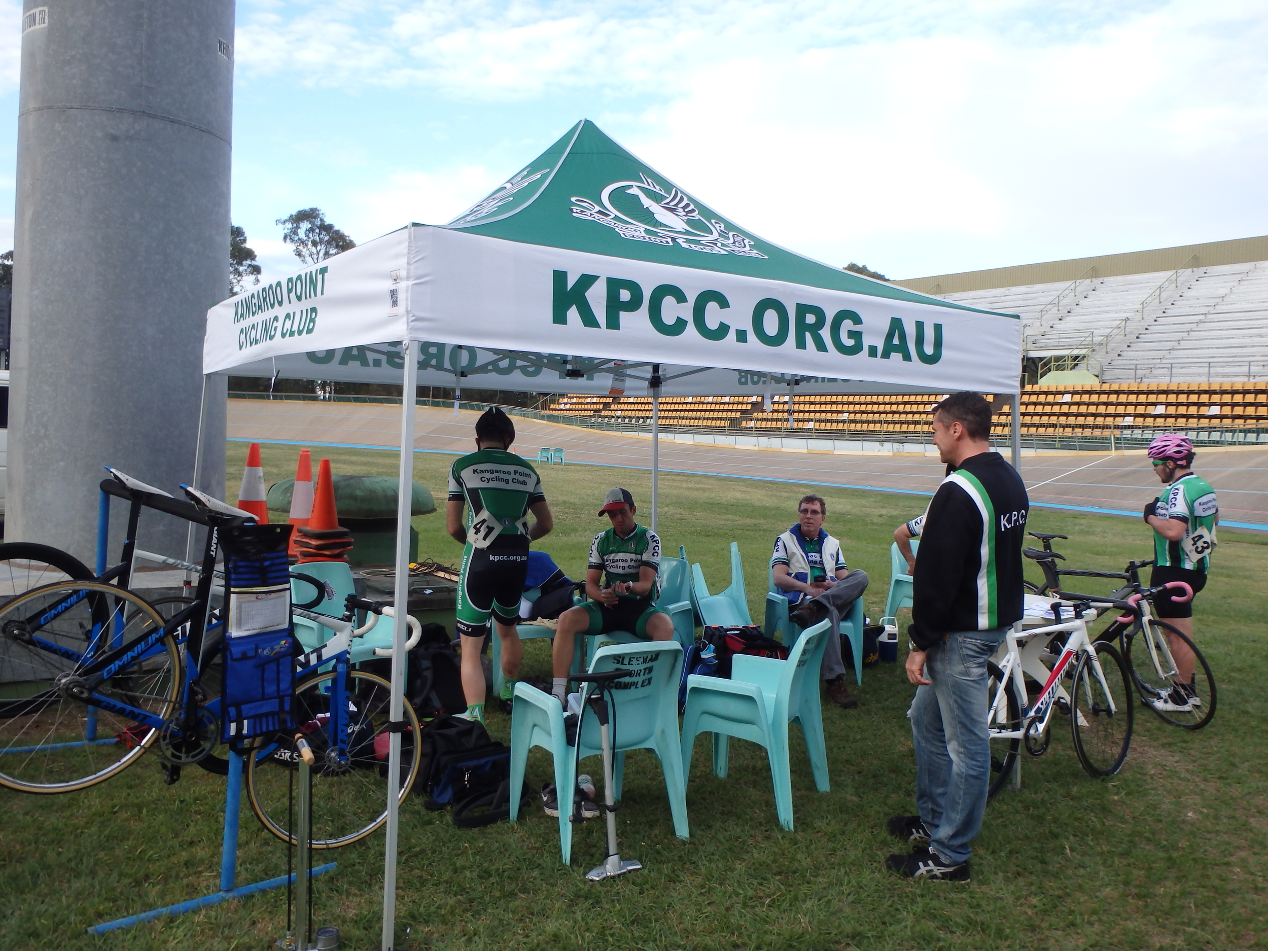 Team KP Camp