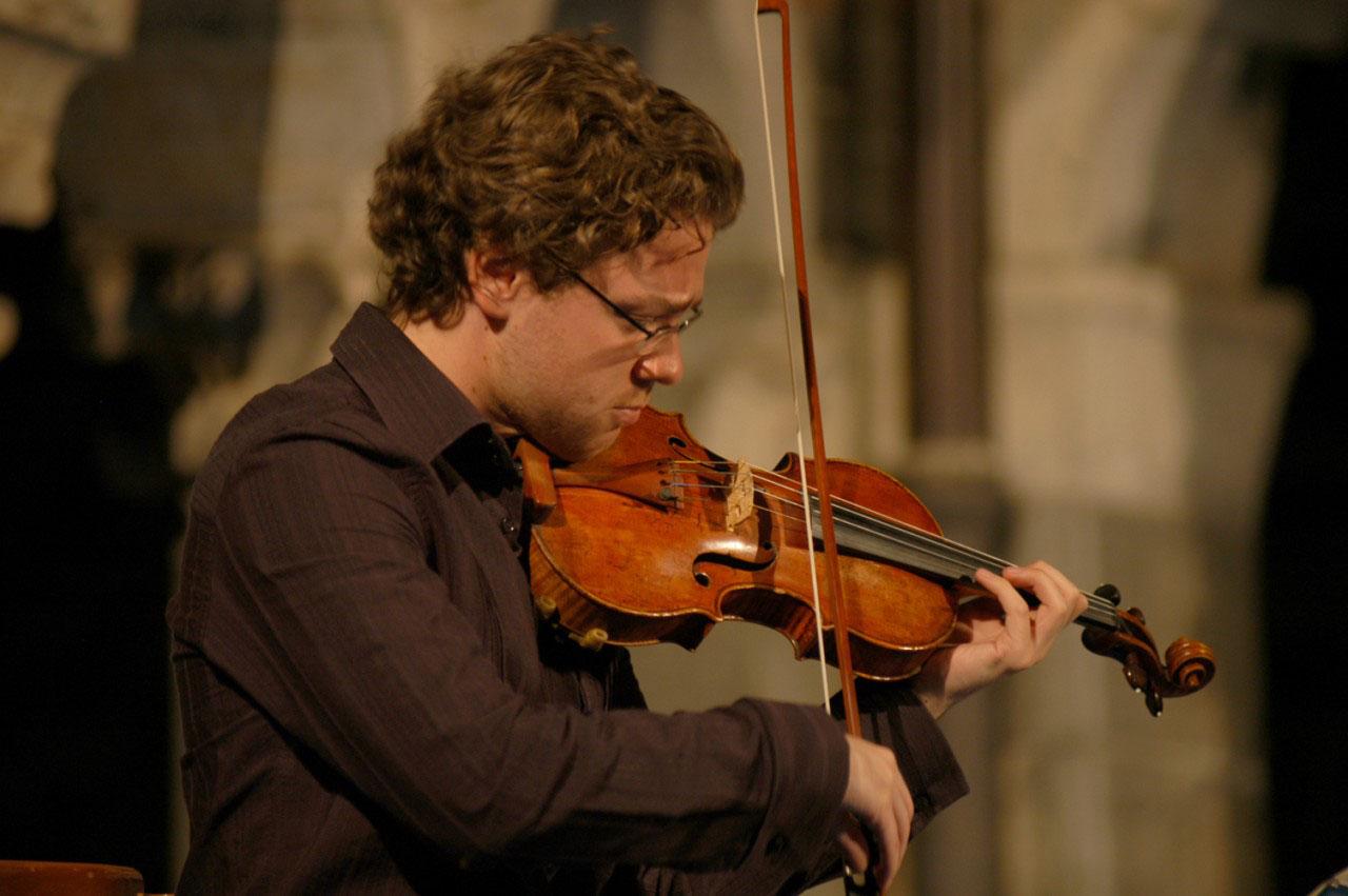 Alexander Sitkovetsky - hegedűművész