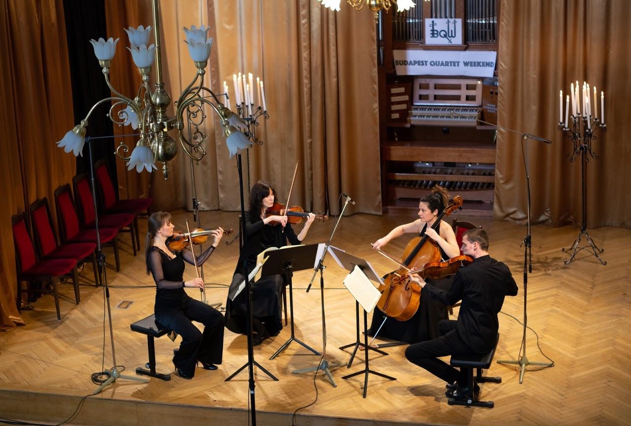 Copy of Krulik Quartet