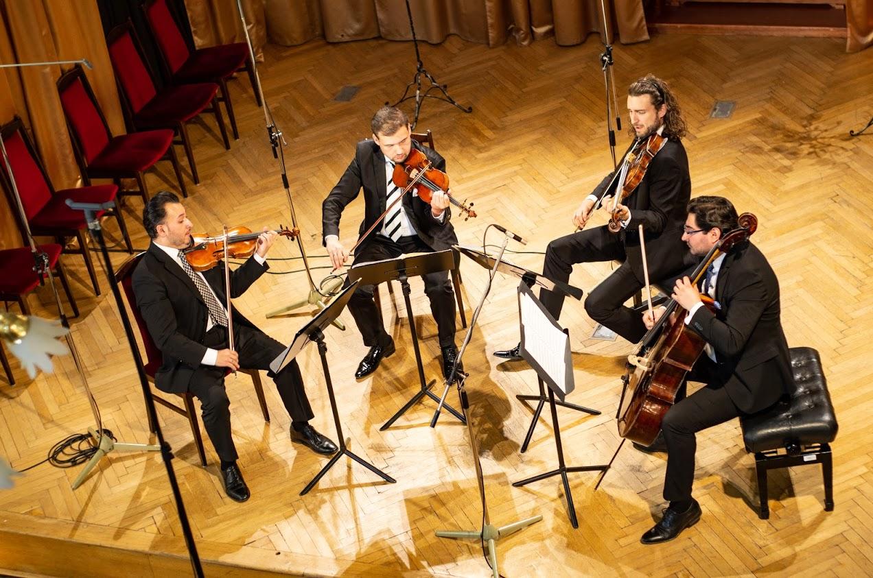 Copy of Kállai Quartet
