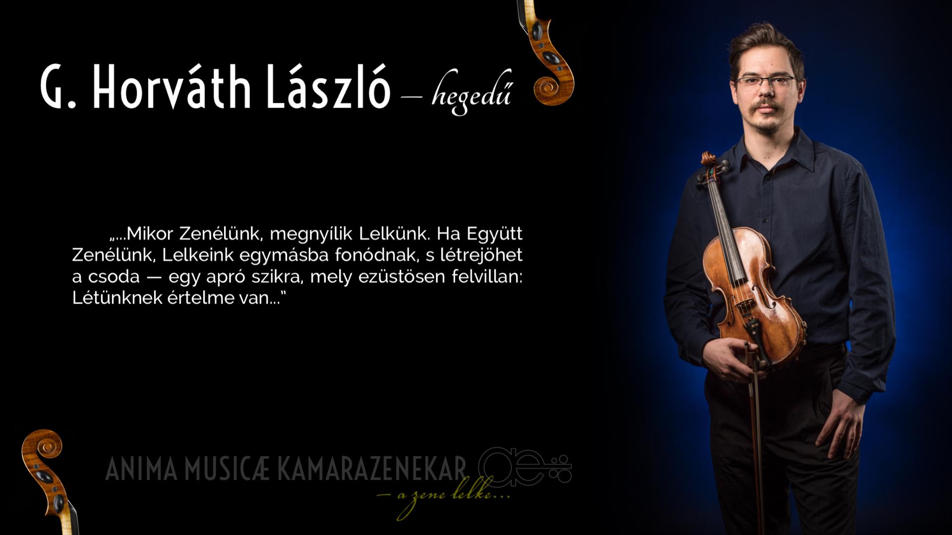 G. Horváth László