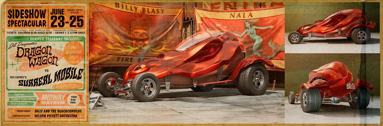 dragon wagon.