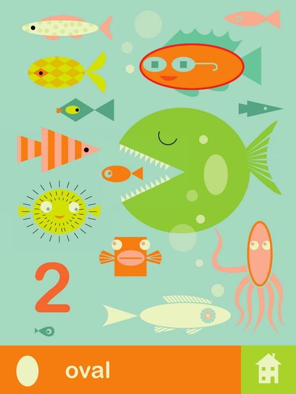 Oval Fish