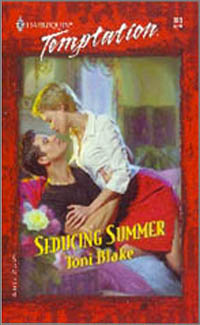 Seducing Summer   Harlequin Temptation #825 April 2001   currently out of print